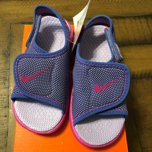 NIB Nike Sunray Adjust Sandals 8C